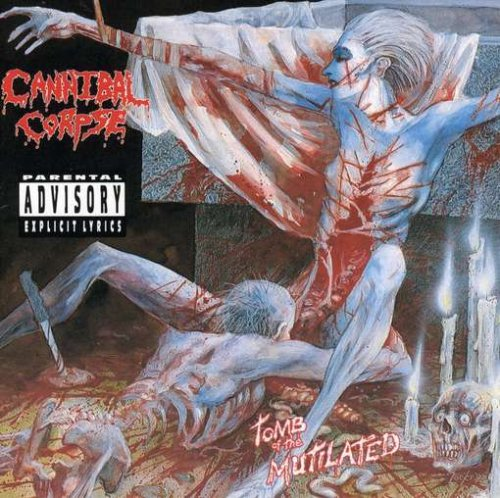 Cannibal Corpse Hammer Smashed Face cover art