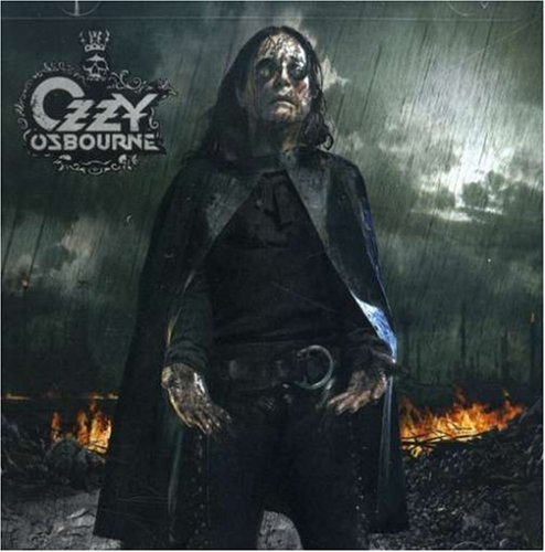 Ozzy Osbourne Black Rain cover art