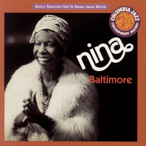 Nina Simone Baltimore cover art