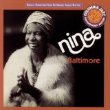 Baltimore sheet music by Nina Simone