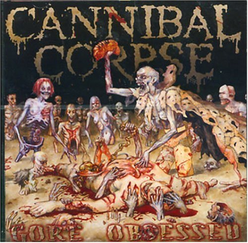 Cannibal Corpse Pit Of Zombies cover art