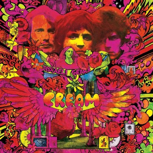 Cream Strange Brew cover art