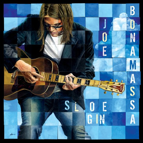 Joe Bonamassa One Of These Days cover art