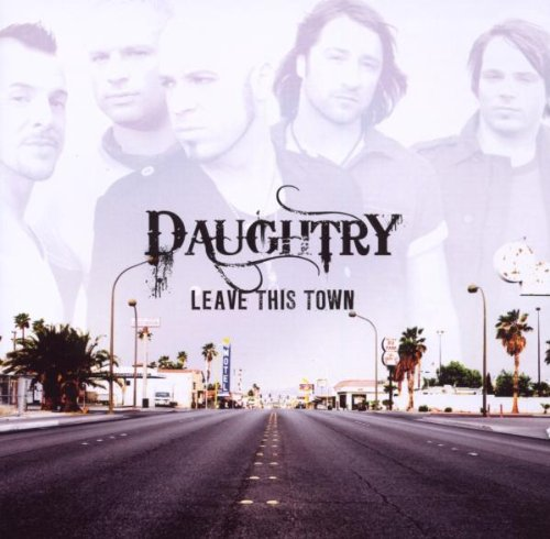 Daughtry Tennessee Line cover art