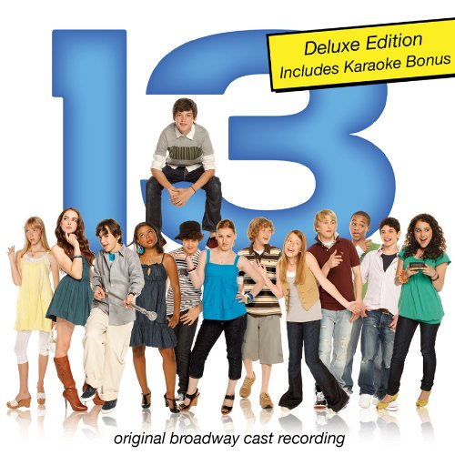 Jason Robert Brown 13 (Choral Highlights From The Broadway Musical) (arr. Roger Emerson) cover art