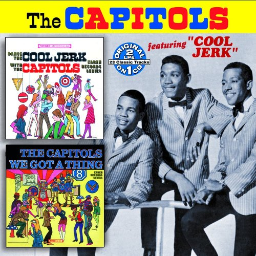 The Capitols Cool Jerk cover art