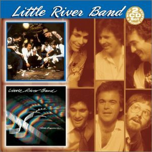 Little River Band Reminiscing cover art