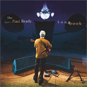 Paul Brady The Long Goodbye cover art