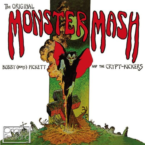 "Bobby ""Boris"" Pickett Monster Mash cover art"
