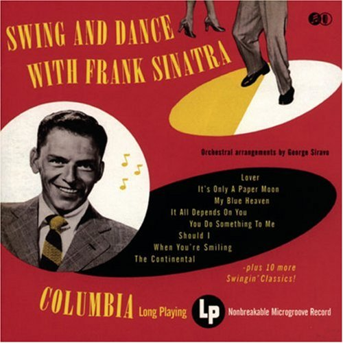 Frank Sinatra I've Got A Crush On You cover art