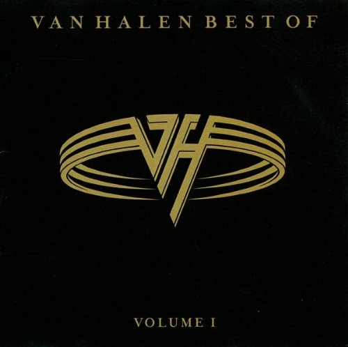 Van Halen Humans Being cover art