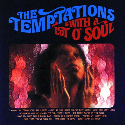 The Temptations You're My Everything cover art