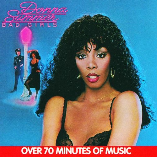 Donna Summer Bad Girls cover art