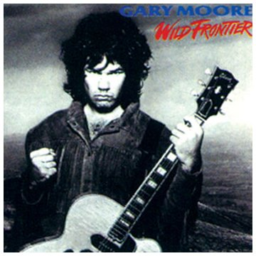 Gary Moore The Loner cover art