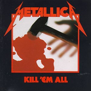 Metallica Hit The Lights cover art