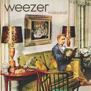 Weezer Death And Destruction cover art