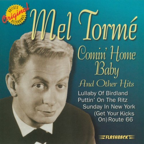 Mel Torme Comin' Home Baby cover art