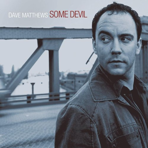 Dave Matthews Some Devil cover art
