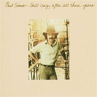 Paul Simon Still Crazy After All These Years cover art