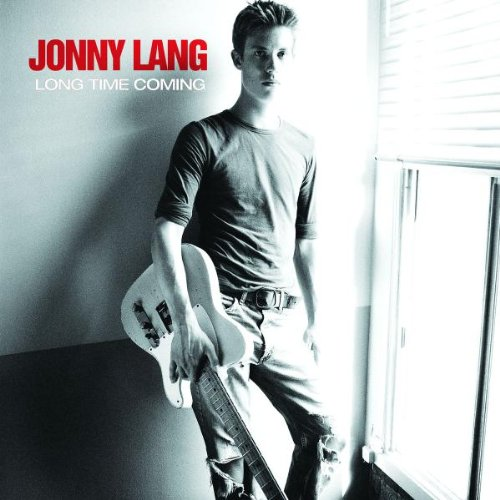 Jonny Lang Give Me Up Again cover art