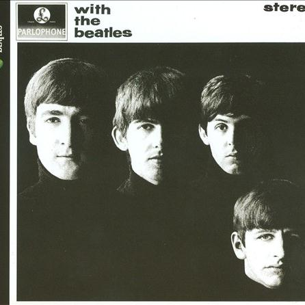 The Beatles Hold Me Tight cover art