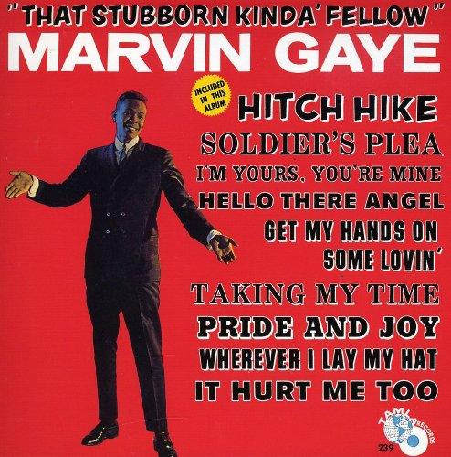 Marvin Gaye Wherever I Lay My Hat (That's My Home) cover art