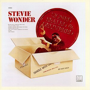 Stevie Wonder Never Had A Dream Come True cover art