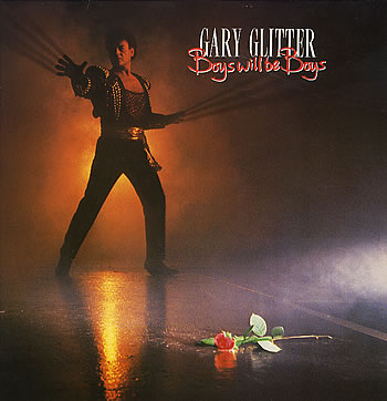 Gary Glitter Another Rock And Roll Christmas cover art