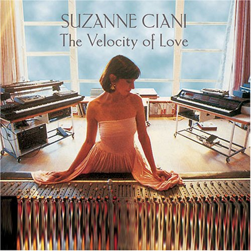 Suzanne Ciani The Velocity Of Love cover art