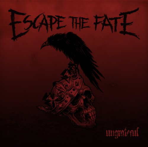 Escape the Fate Ungrateful cover art