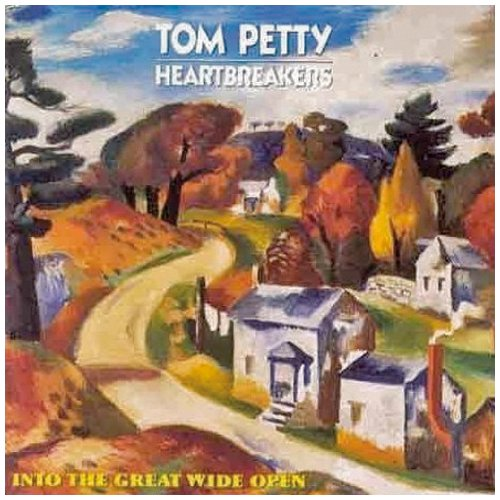 Tom Petty And The Heartbreakers Learning To Fly cover art