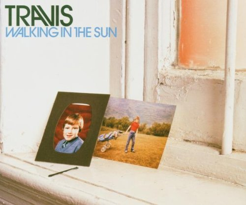 Travis Walking In The Sun cover art