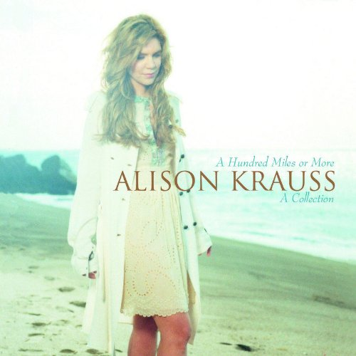 Alison Krauss The Scarlet Tide cover art