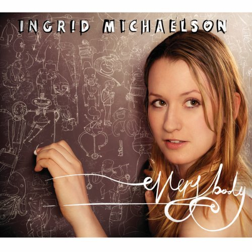 Ingrid Michaelson Maybe cover art