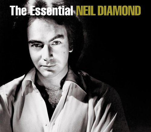 Neil Diamond Song Sung Blue cover art