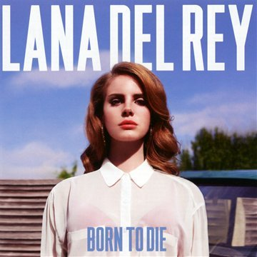 Lana Del Rey Blue Jeans cover art