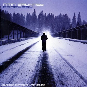 Nitin Sawhney Moonrise cover art