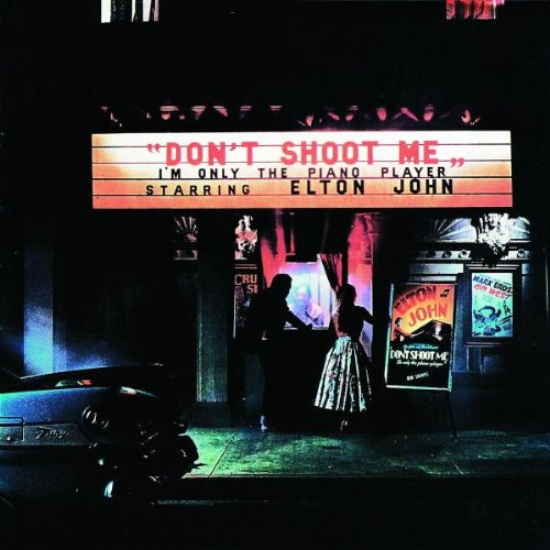 Elton John High Flying Bird cover art