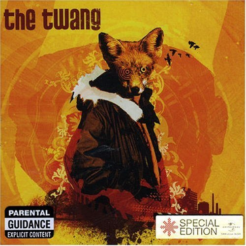The Twang Loosely Dancing cover art