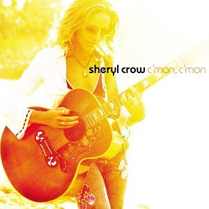 Sheryl Crow Soak Up The Sun cover art