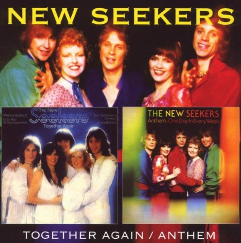The New Seekers I Get A Little Sentimental Over You cover art
