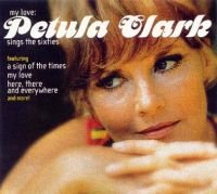 Petula Clark A Sign Of The Times cover art