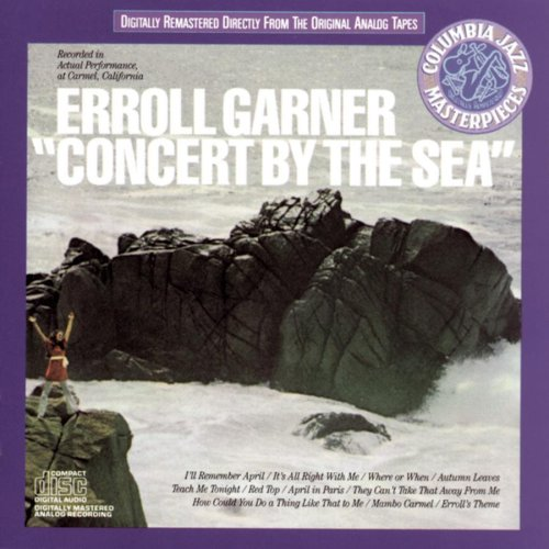 Erroll Garner I'll Remember April cover art