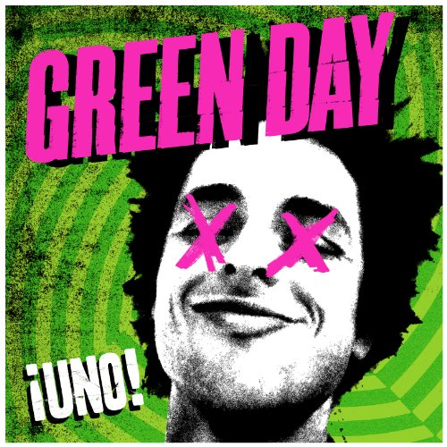Green Day Nuclear Family cover art