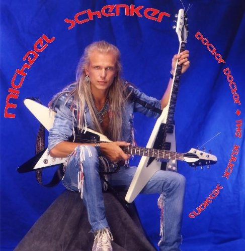 Michael Schenker Save Yourself cover art