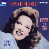 The Best Things In Life Are Free sheet music by Dinah Shore