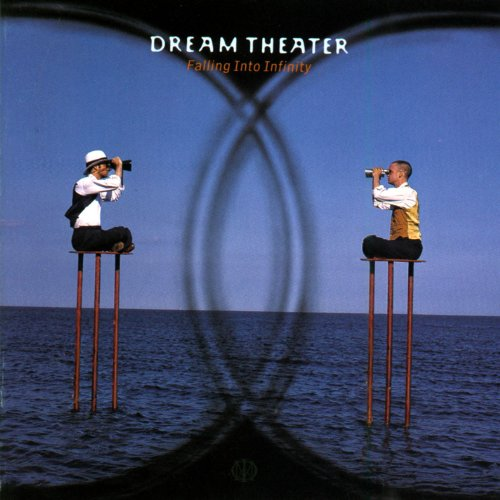 Dream Theater New Millennium cover art