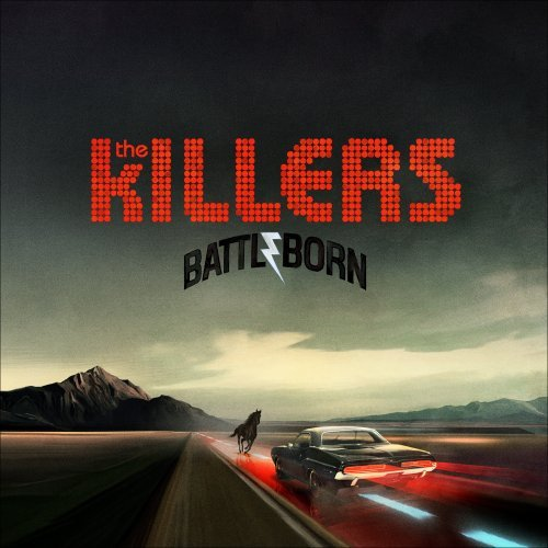 The Killers Battle Born cover art