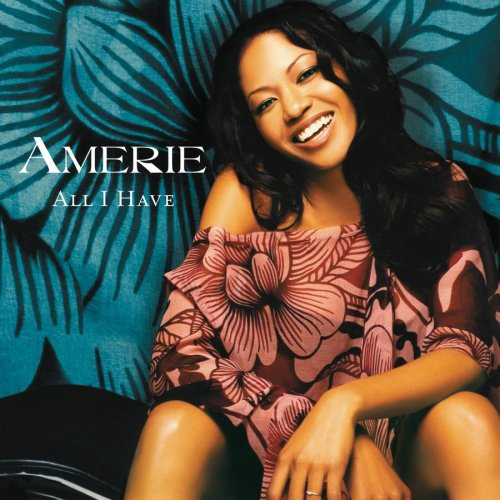 Amerie Talkin' To Me cover art