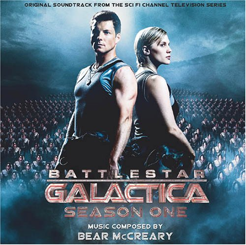 Bear McCreary Roslin And Adama cover art